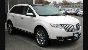 Lincoln MKX limited edition