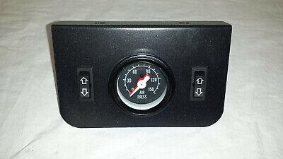 AIRRIDE Control Panel mit Anzeige/Schalter f. 2 Kreise, Luftfahrwerk, Lowrider, gebraucht gebraucht kaufen  Lichtenau