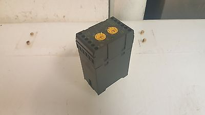 Kuhnke Timing Relay Module, UD1515 / UD 1515 .1.2, Used, WARRANTY
