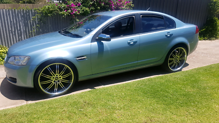 Ve 22 Inch Staggered Wheels And Tyres Front 2 New