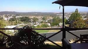 3 bedroom 2 bathroom brick veneer home with 180 degree views Latrobe Latrobe Area Preview