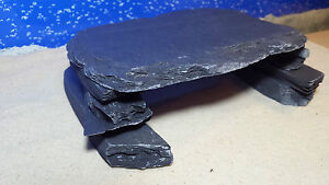 Fennstones small build your own natural slate cave kit for Build your own fish tank