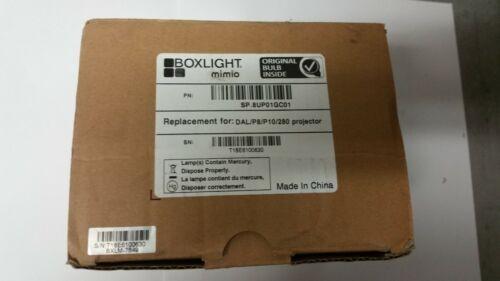 New Original Lamp for Boxlight WX31NXT, P8, P10 Projector