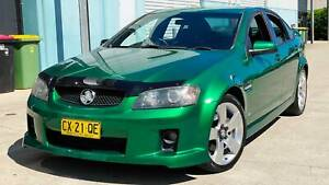 2010 HOLDEN COMMODORE VE SSV 6SPD MANUAL - RARE POISON IVY -FINANCE OK South Windsor Hawkesbury Area Preview