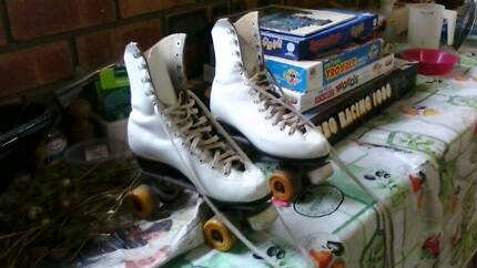 one pair of roller skates in good condition