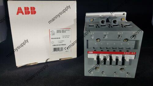CONTACTOR ABB # A50-40-00-84