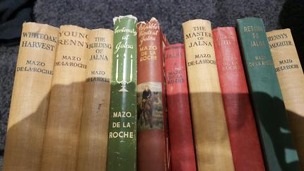Series JALNA Books