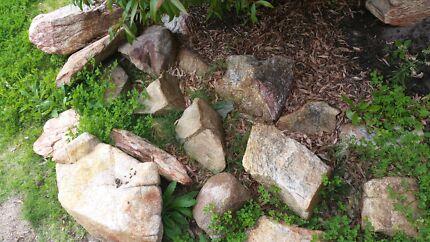 FREE Garden Rocks Mullaloo Joondalup Area Preview