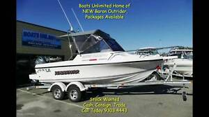 ***Boats Wanted - CASH SPLASH $450,000 TO SPEND CALL TODAY!!!