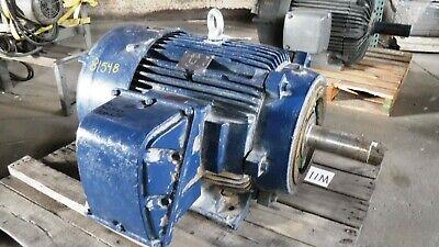 100 Hp Teco Westinghouse Ac Electric Motor 1800 Rpm Fr 405tc Tefc Exp 230460 V
