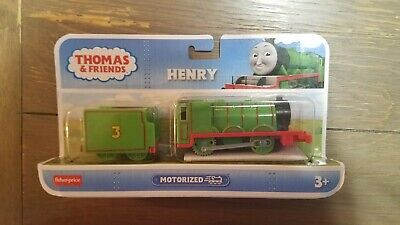 New in Box Henry Motorized Trackmaster Thomas And Friends Train