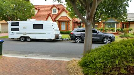 JAYCO STARCRAFT FAMILY CARAVAN Adelaide CBD Adelaide City Preview