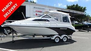 2017 Whittley CR 2180 + Volvo V6 200hp Petrol Sterndrive *NEW* Boondall Brisbane North East Preview