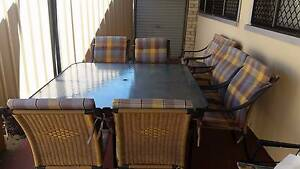 8 Seater Outdoor dining suite Bentley Canning Area Preview