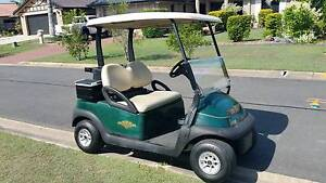 Club car 2008 Precedent golf buggy excellent batteries Helensvale Gold Coast North Preview
