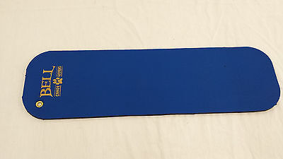 """Deluxe Knee Pad 31"""" X 9"""" Light weight & Durable Royal Blue - Bell Canoe  #50114"""
