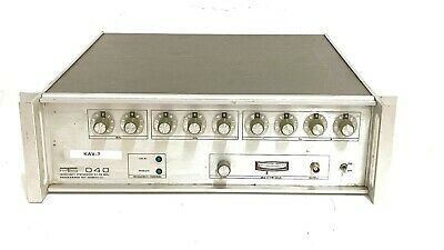 0-40mhz Hf Frequency Source Synthesizer Generator Pts040 Test Source