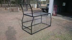 Dog Cage for a Ute Goombungee Toowoomba Surrounds Preview