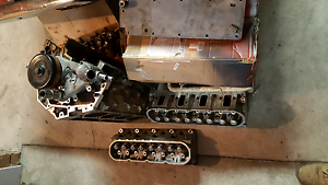 LS2 6.0LT VE LONG MOTOR SUIT REBUILD ENGINE MOTOR Epping Whittlesea Area Preview