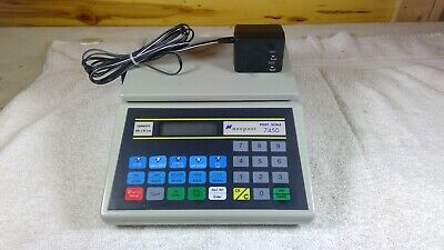 Neopost Model 7450 Digital Computing Postal Scale With Top Platform