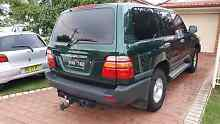 Toyota LandCruiser 1999 GXL (4X4) Chester Hill Bankstown Area Preview