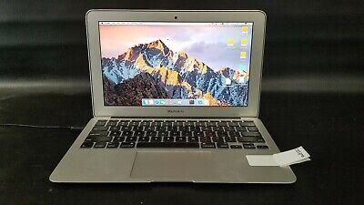 """Apple MacBook Air MD223LL/A Core i5 1.7 11"""" 4GB No SSD (Mid-2012)-qw9181"""