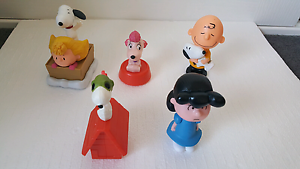 Snoopy happy meal toys Jacana Hume Area Preview