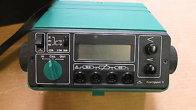 Kompavi 3    Wiederstandsthermometer