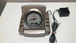 Vintage Timex Expedition AM/FM Clock Radio Alarm Nature Sounds Sleep Machine