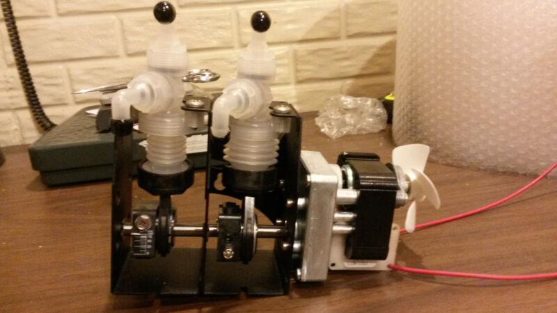 Gorman Rupp 16002-129 230VAC 50/60Hz Bellows Pump