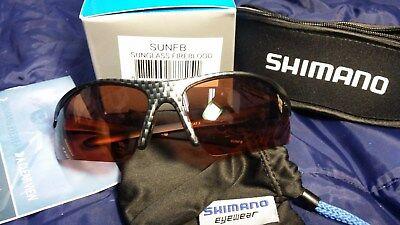 2978a51281 Shimano FireBlood Fishing Sunglass Sun Glass Shade Eyewear