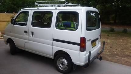 Suzuki Carry Van 2000
