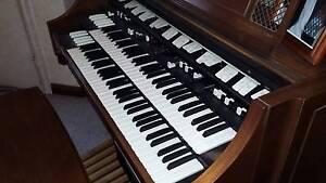 H 100 Hammond Organ and Leslie Speaker Kogarah Bay Kogarah Area Preview