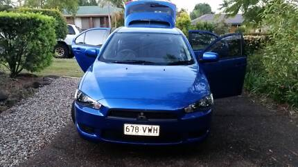 2011 Mitsubishi Lancer Hatchback Regents Park Logan Area Preview