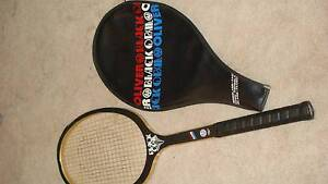 Tennis Racquet Oliver Black Opal Klemzig Port Adelaide Area Preview