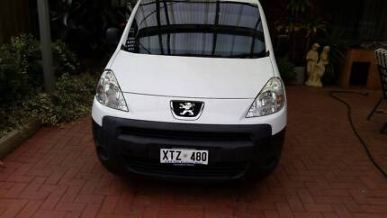 2010 Peugeot Partner Van/Minivan Smithfield Playford Area Preview