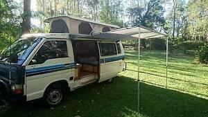 Toyota Hiace Pop-top camper '87' Maroochydore Maroochydore Area Preview