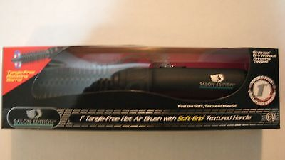 "For sale Brand New Salon Edition 8074 1"" Barrel Thermal Hot Air Brush Gently Bristles"