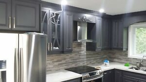 Beautiful CUSTOM Kitchen Cabinets for ONLY $4900 Installed