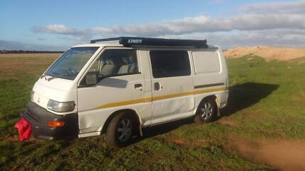 mitsubishi express campervan (perfect travelling vehicle) Sydney City Inner Sydney Preview