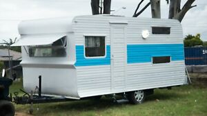 1974 CHESNEY 15FT HARDTOP CARAVAN, DOUBLE BED, finance available Deception Bay Caboolture Area Preview