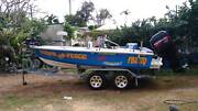 Haines hunter 445 s/c Forrest Beach Hinchinbrook Area Preview