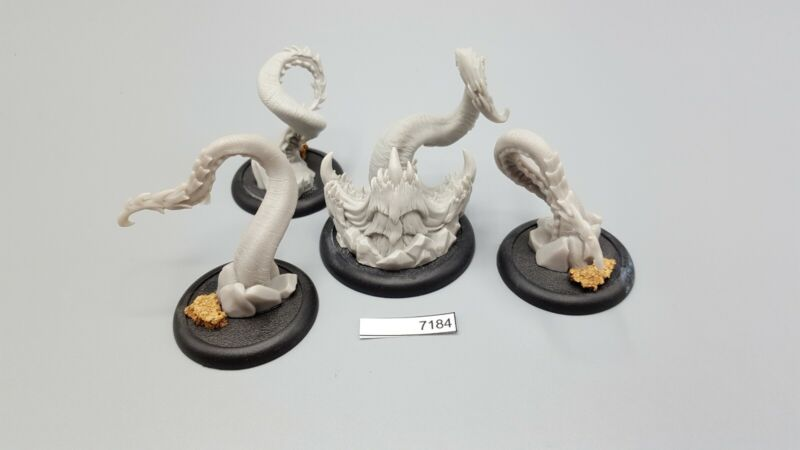 Privateer Press Hordes Legion of Everblight Hellmouth 7184