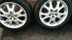 "16"" Rims and Tyres 205/55R16 Dandenong South Greater Dandenong Preview"