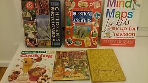 Assorted kids books Pemulwuy Parramatta Area Preview