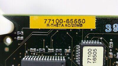 Hp Philips Sonos 5500 Ultrasound R-theta Ac20mb Board 77100-65550