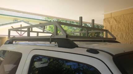 Roof rack Suzuki Jimny Sierra