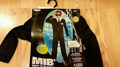 MIB Men in Black Boys Halloween Costume Small - Men In Black Halloween Kostüme