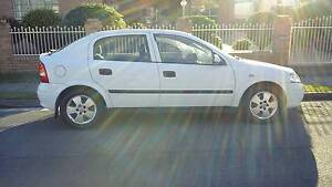 2003 Holden Astra Hatchback Hamilton Newcastle Area Preview