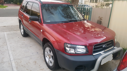 Sell or swap Subaru Forester 2004